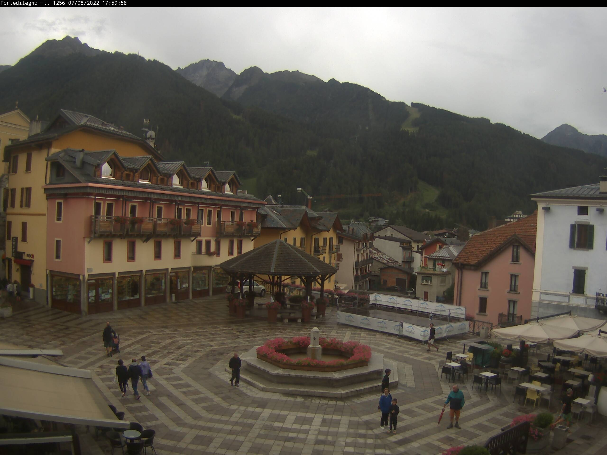 Meteo bormio webcam