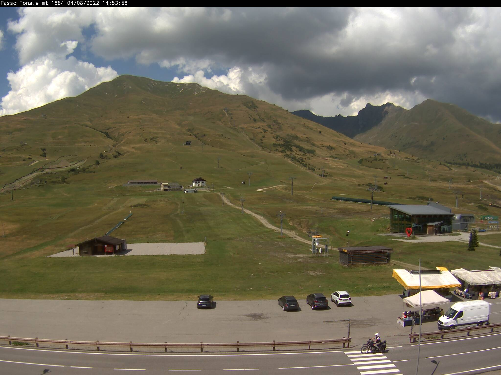 Webcam tonale