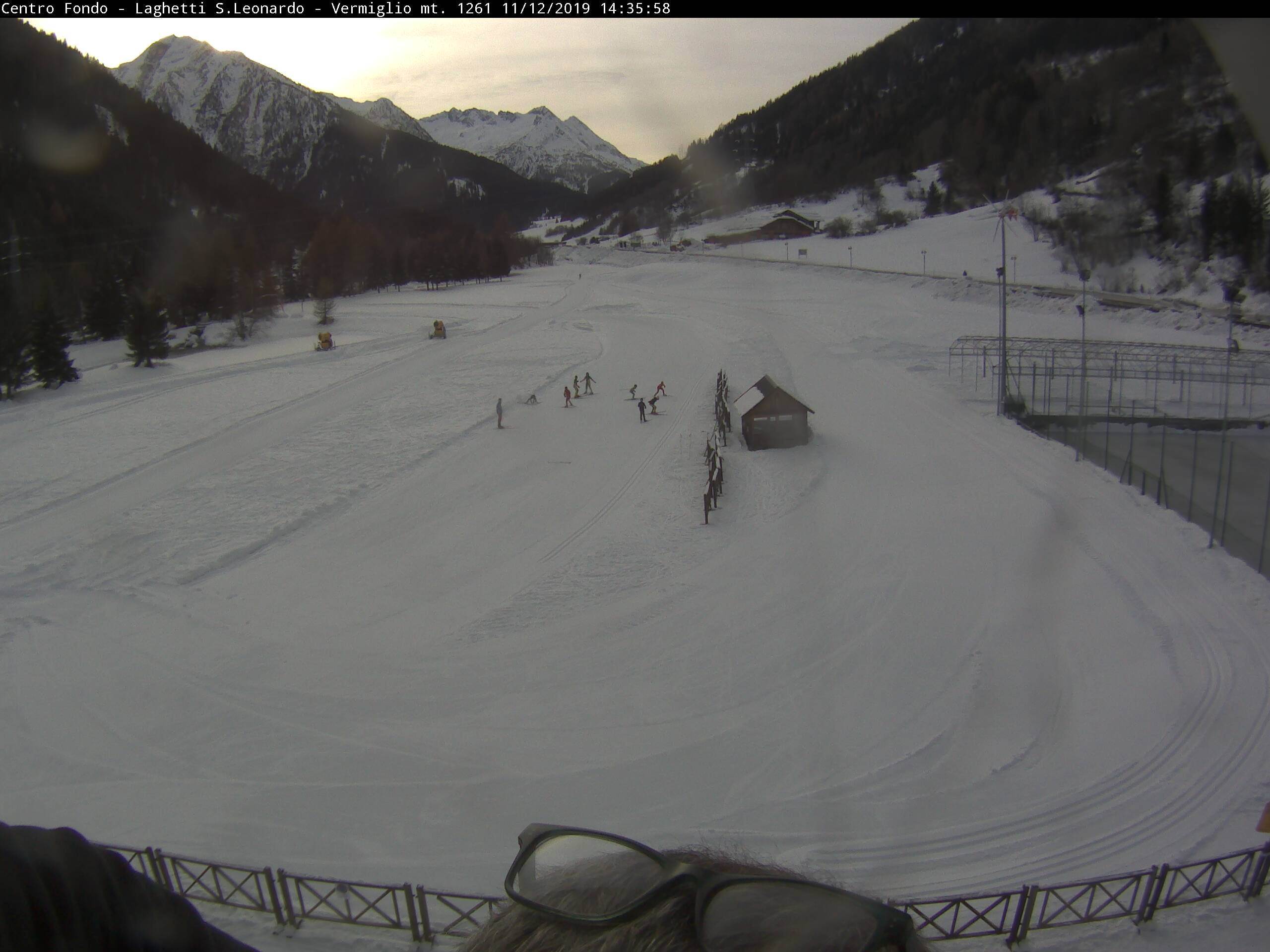 Webcam Adamello Ski